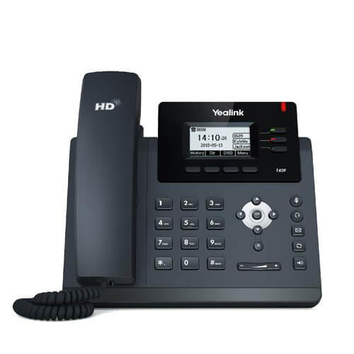 Yealink SIP-T40P VoIP Telephone (SIP-T40P)