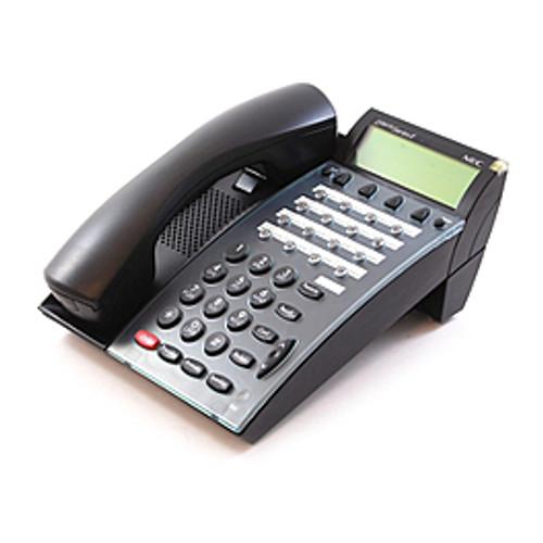 NEC DTP-16-D-1 Office Desk Phone - Black - Refurbished (590041)