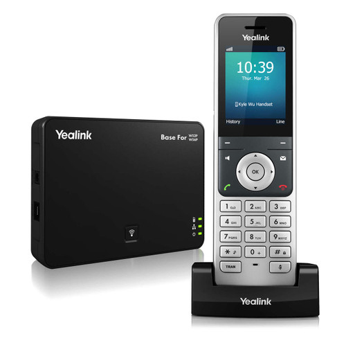 Yealink W56P Business HD IP DECT Phone (W56P)