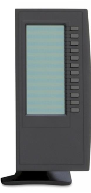 Avaya 1200 Series 12 Button Key Expansion Module (KEM) (NTYS22)