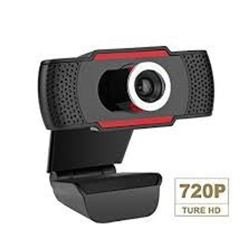 Business Webcam for Laptop/PC 720P HD with Microphone (PBWebcam)