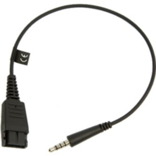 Jabra QD to 3.5mm Cable (8800-00-99)