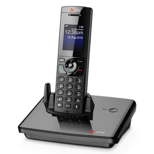 Polycom VVX D230 Wireless IP Phone & Base Station (2200-49230-001)