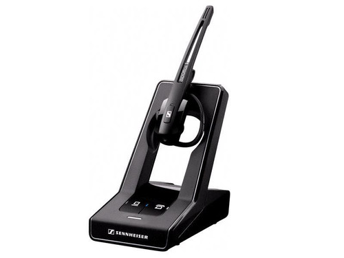 Sennheiser DECT Wireless Office Headset With Base Station (506009)