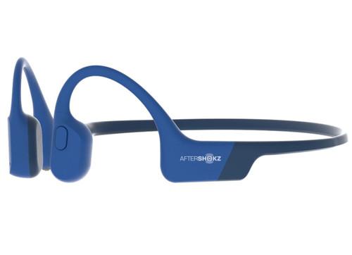 Aftershokz Aeropex Bluetooth Headset IP67 Blue Eclipse w/Mic (49513)