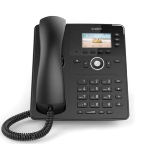Snom D717 VOIP Desk Phone (80-S065-00)