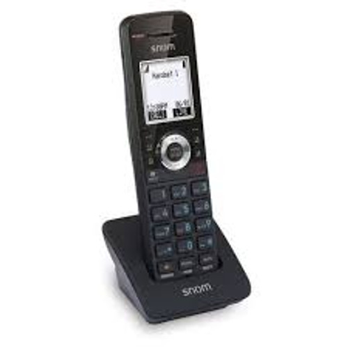 Snom M10 KLE VoIP SIP DECT Handset (80-S090-00)