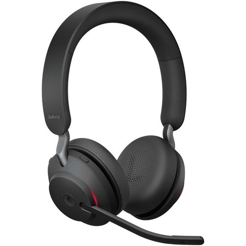 Jabra Evolve2 65 Headset Stereo MS USB-C with Stand 26599-999-889