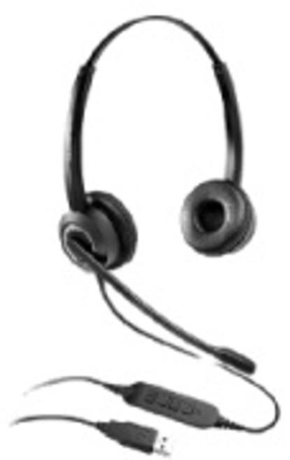 Grandstream GUV3000 Binaural HD USB Headset (GUV3000)