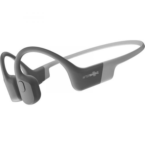 Aftershokz Aeropex Bluetooth Headset IP67 Lunar Grey w/Mic (49515)