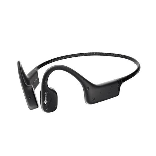 Aftershokz Xtrainerz Waterproof IP68 MP3 Headset Black Diamond w/Mic (AS700BD)