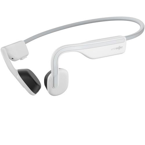 Aftershokz OpenMove Bluetooth Headset IP55 Alpine White w/Mic (AS660AW)