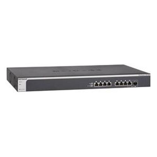 Netgear ProSafe XS708T 8-Port 10GBASE-T Copper Ethernet Switch (XS708T)
