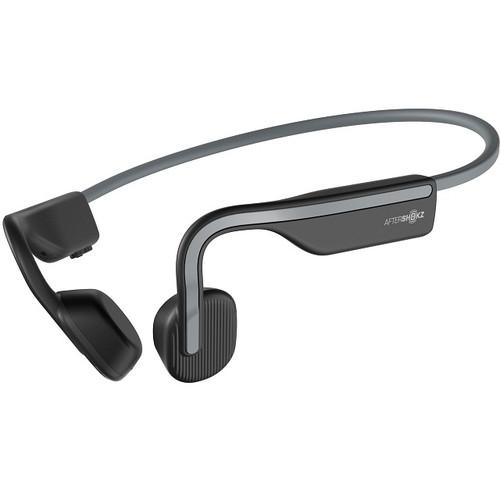 Aftershokz OpenMove Bluetooth Headset IP55 Slate Grey w/Mic (AS660SG)