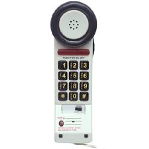 Med-PatXL2050 One-Piece Telephone with Extra Large On/Off Push Button (XL2050)
