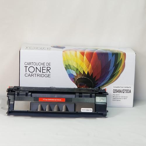 HP Q5949A Compatible Black Toner Cartridge (DD-HPQ5949A)