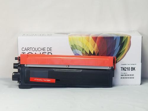 Brother TN210 Compatible Toner Cartridge Black (DD-BROTN210BK)