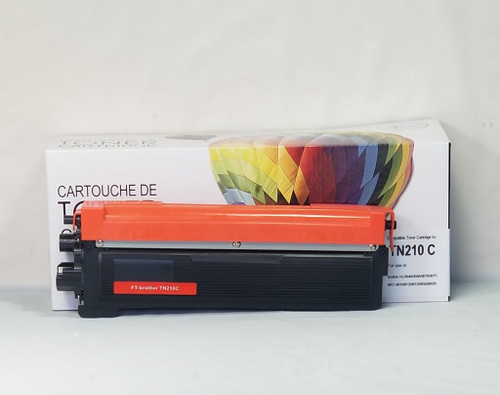 Brother TN210 Compatible Toner Cartridge Cyan (DD-BROTN210C)
