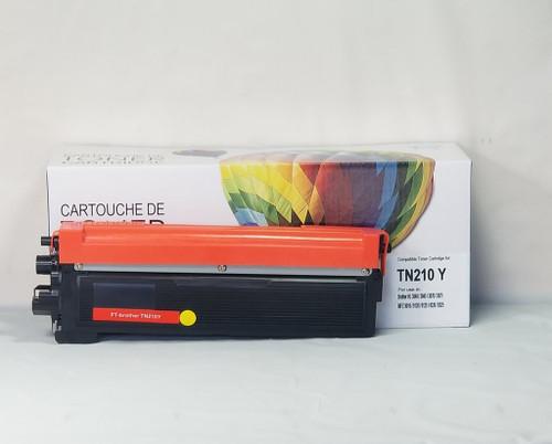 Brother TN210 Compatible Toner Cartridge Yellow (DD-BROTN210Y)