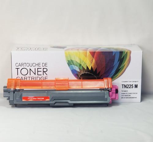Brother TN225 Compatible Magenta Toner Cartridge (DD-BROTN225M)
