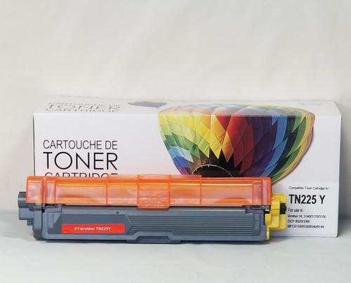 Brother TN225 Compatible Yellow Toner Cartridge (DD-BROTN225Y)