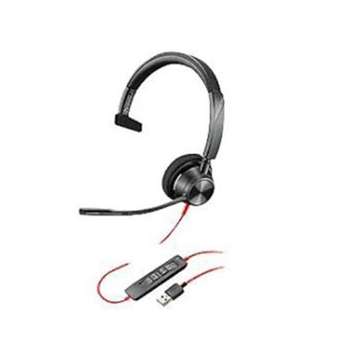 BLACKWIRE 3310 BW3310 USB-A 213928-01