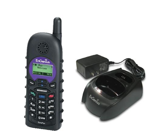EnGenius Durafon-SIP-HC Long Range - Handset Only - Open Box (DuraFon-SIP-HC-OB)
