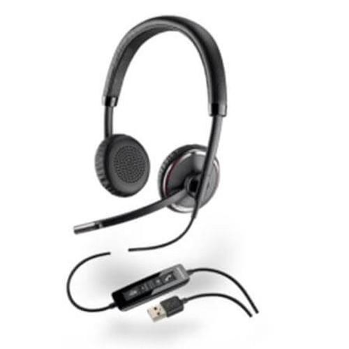 Plantronics Blackwire C520-M Wired Headset (88861-02)