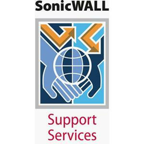 SonicWALL GMS E-Class 24x7 Software Support For 5 Node (2 Yr) 01-SSC-6525