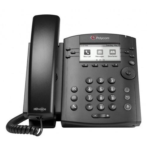 Polycom® VVX 300 IP Phone (2200-46135-025)