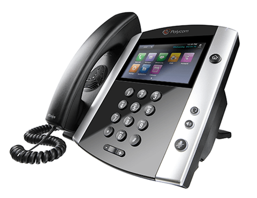 Polycom VVX 600 IP Phone (2200-44600-025)
