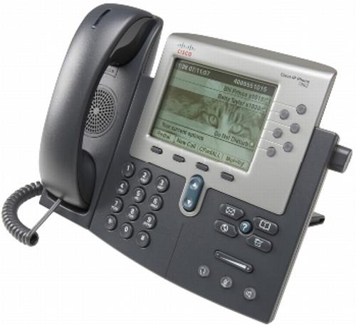 Cisco Unified IP Phone 7962 (Refurbished) (CP-7962-RF)