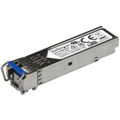 StarTech.com MSA Uncoded SFP Transceiver Module - 1000BASE-BX - 10 GbE Gigabit Ethernet BiDi Fiber (SMF) SFP1000BXUST