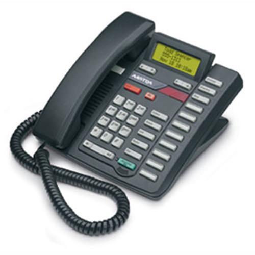 Aastra/Mitel M9316 Phone - Black (Refurbished) (NT2N31)