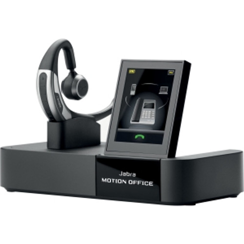 Jabra GN Motion Wireless Mono Earset and Cradle (6670-904-305)