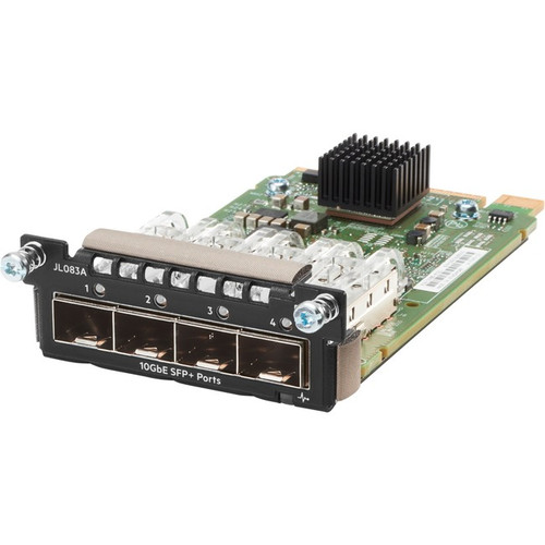 HPE Aruba 3810M 4SFP+ Module JL083A