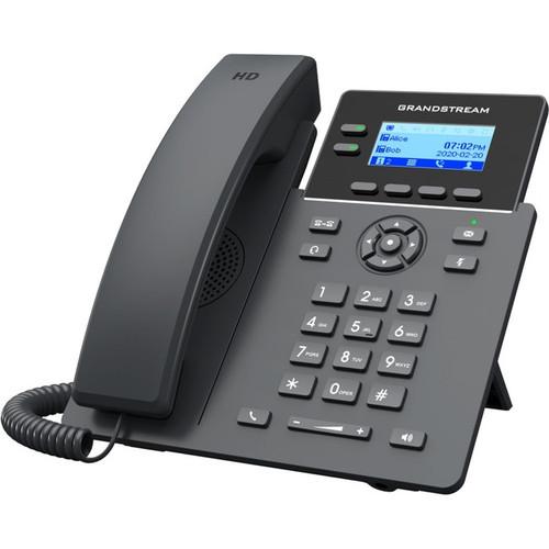 Grandstream GRP2602 IP Phone - Corded - Corded - Wall Mountable, Desktop GRP2602