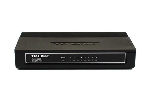 TP-Link 8 Port Giagbit Ethernet Switch (TL-SG1008D)