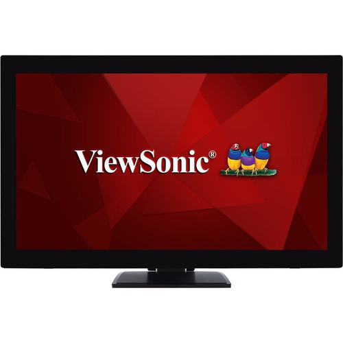 """Viewsonic TD2760 27"""" LCD Touchscreen Monitor - 16:9 - 6 ms with OD TD2760"""