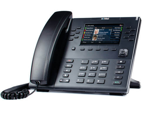 Mitel 6869i VoIP SIP 2 Line Telephone (80C00003AAA-A)