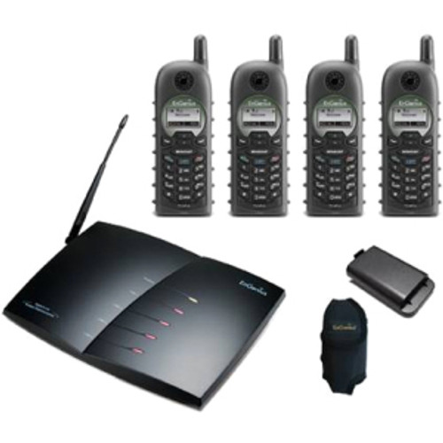 EnGenius Multiple Handset Starter Kit DURAFON PRO-PIA