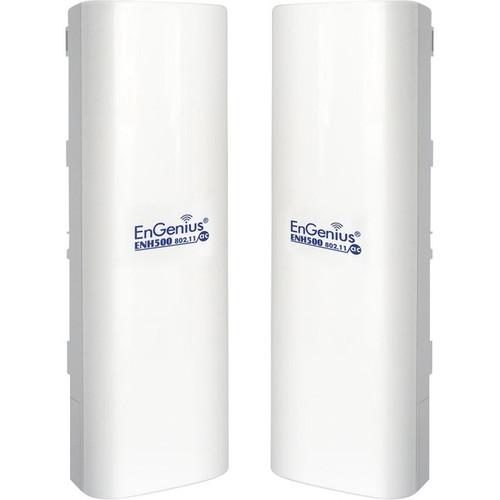 EnGenius ENH500v3 IEEE 802.11ac 867 Mbit/s Wireless Bridge ENH500V3 KIT
