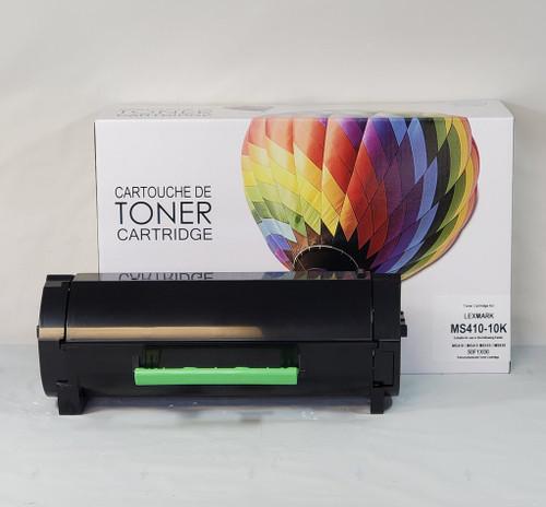 Compatible Lexmark 50F1X00 Toner Cartridge - Black - Balloon Brand