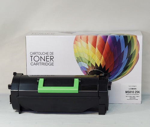 Lexmark 52D1H00 Black Compatible Toner Cartridge (DD-52D1H00)
