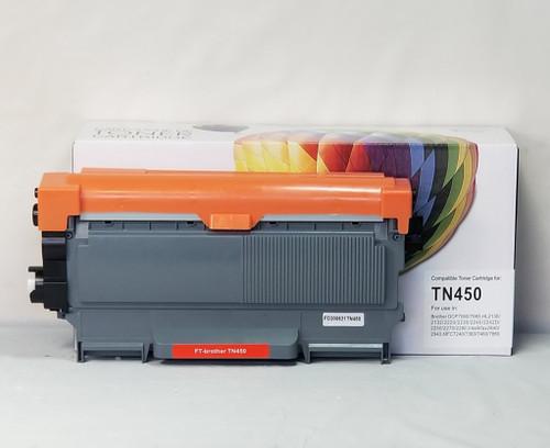 Brother TN450 Black Compatible Toner Cartridge (DD-TN450)