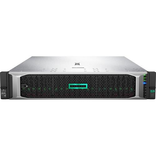 HPE ProLiant DL380 G10 2U Rack Server - 1 x Intel Xeon Silver 4214R 2.40 GHz - 32 GB RAM HDD SSD - Serial ATA/600, 12Gb/s SAS Controller P24842-B21