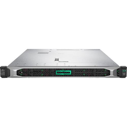 HPE ProLiant DL360 G10 1U Rack Server - 1 x Intel Xeon Silver 4210R 2.40 GHz - 16 GB RAM HDD SSD - Serial ATA/600, 12Gb/s SAS Controller P23578-B21
