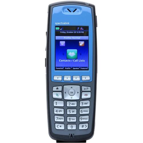 Spectralink 8450 Wireless VoIP Phone - Blue (2200-37152-001)