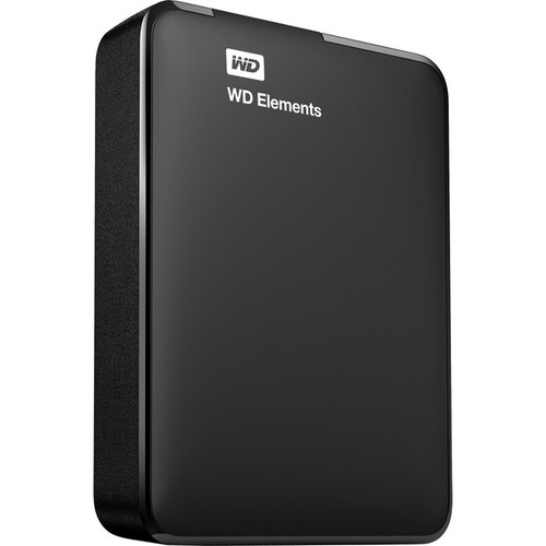 3TB WD Elements™ USB 3.0 high-capacity portable hard drive for Windows WDBU6Y0030BBK-WESN
