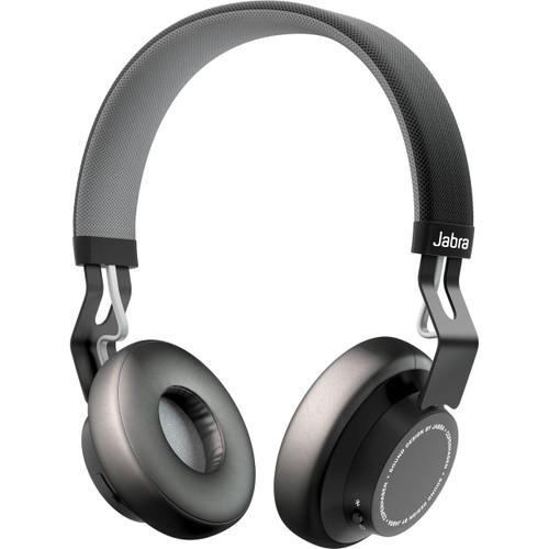 Jabra Move Wireless Bluetooth Headphones - Black (100-96300000-02)